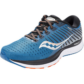 saucony Guide 13 Chaussures Homme, blue/silver
